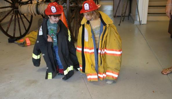Volunteer Firemen's Hall and Museum 5.
