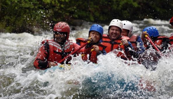 Hudson River Rafting Company