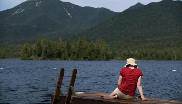 Elk Lake Lodge-North Hudson