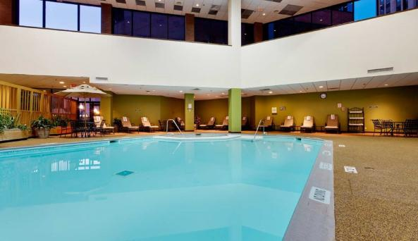 Hilton Albany Indoor Pool