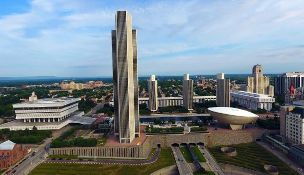 Empire State Plaza Observation Tower