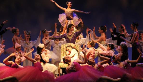 Fokine Ballet Company - Photo Courtesy of Fokine Ballet Company