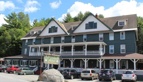 Adirondack Hotel, Long Lake, New York