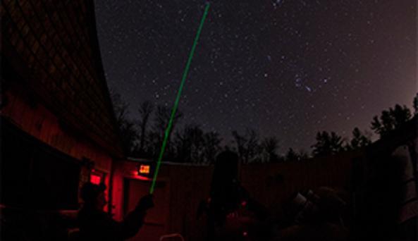 Adirondack Public Observatory, Tupper Lake