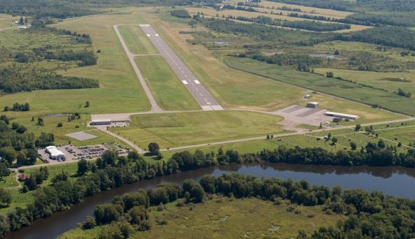 Ogdensburg International Airport
