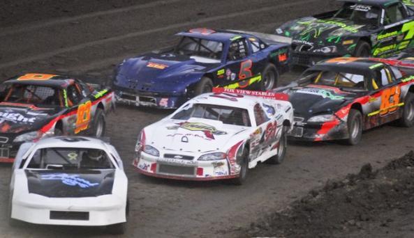 Albany Saratoga Speedway