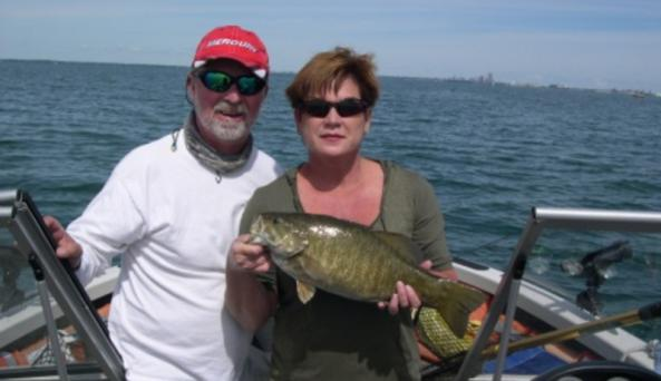 Jim and Denise Volker