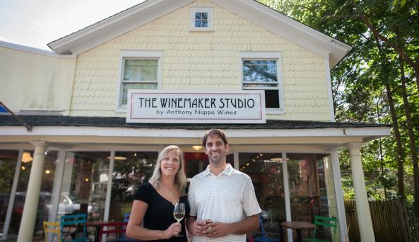 Anthony Nappa Wines - Photo by Caroline Rochetta - Courtesy of Anthony Nappa Wines