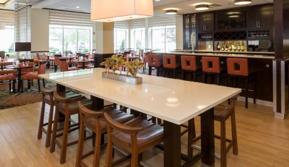 On-Site Restaurant/Bar