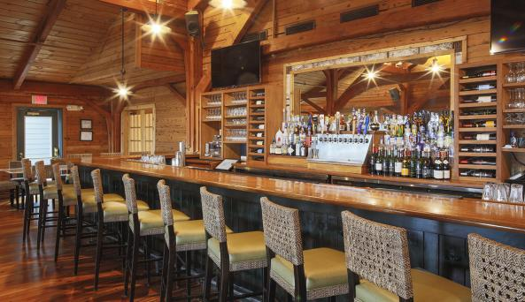 Bristol Harbour Tavern at the Point Restaurant - Bar Area