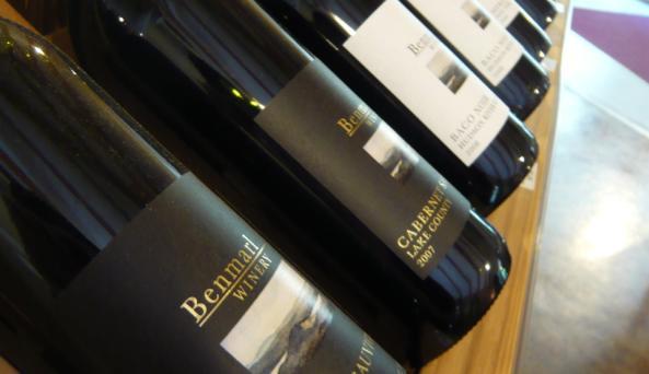 Benmarl Winery by Shinya Suzuki