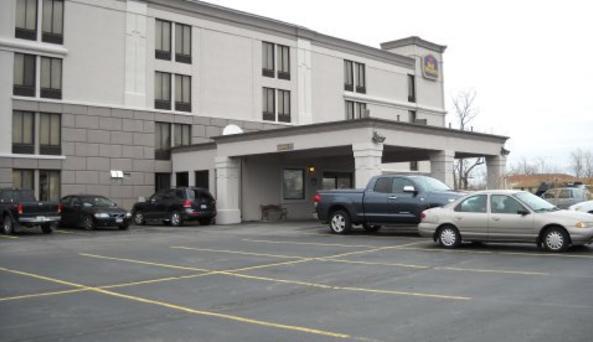 Best Western The Inn at Buffalo Airport