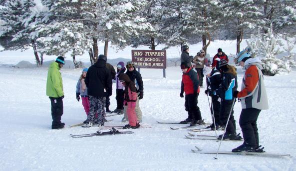 Big Tupper Ski Area, Adirondacks, New York