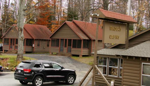 Binders Cabins