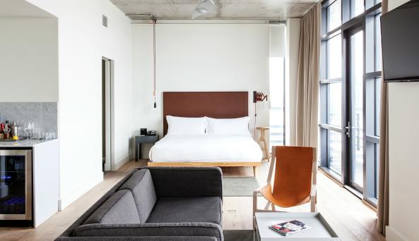 Boro Hotel Presidential Suite