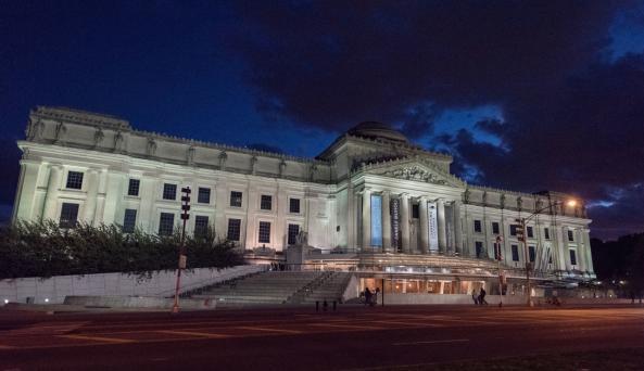 Brooklyn Museum - Photo by Julienne Schaer