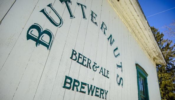 Butternuts Beer & Ale Cooperstown NY