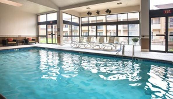 Courtyard Poughkeepsie - 2014 pool
