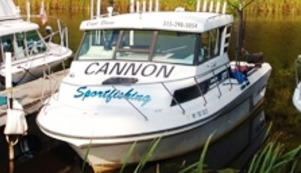 Cannon's Boat