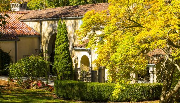 Caramoor Rosen House Photo Credit: Gabe Palacio