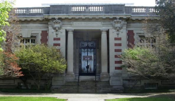 Case Memorial Seymour Library