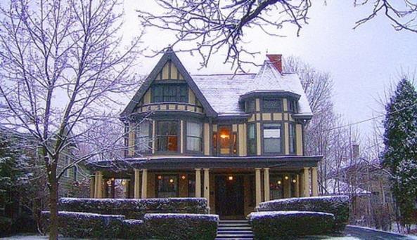 Victorian Home in Elmira's Historic Near Westside