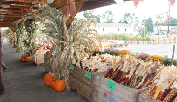 Farmstand products