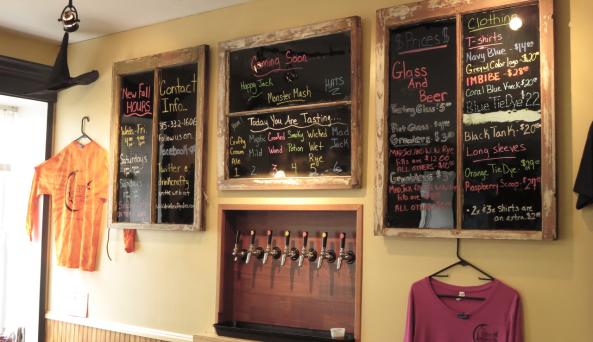 Crafty Ales and Lagers-On Tap (1)