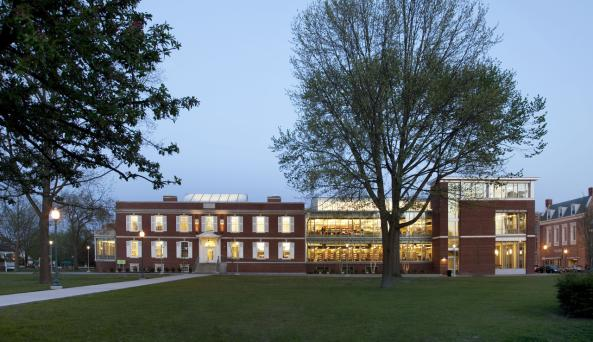 Ann Beha Architects, Boston, MA— photographer Peter Vanderwarker