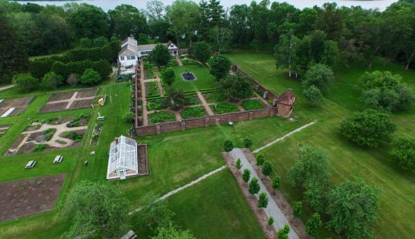 King's Garden & Discovery Gardens