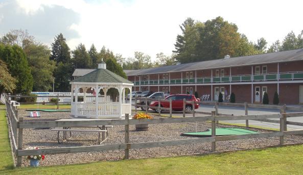 Shaheen's Motel, Tupper Lake, Adirondacks