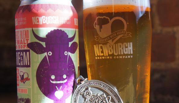 Newburgh Cream Ale GABF