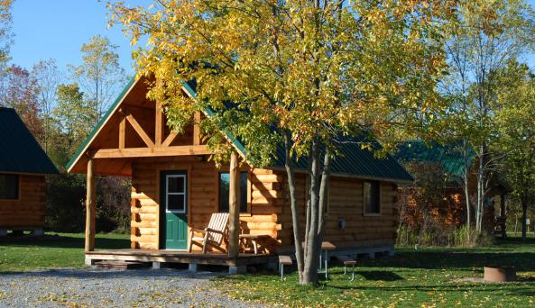 Beautiful Log Cabin Rentals