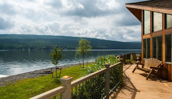 Lakeside Landing - Honeoye Lake