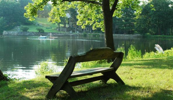 Willow Lake Cottages - Lake