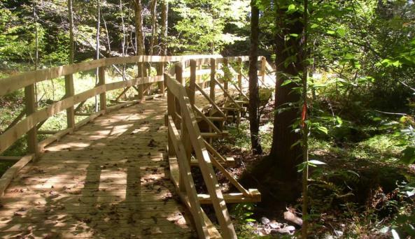 First Wilderness Heritage Corridor