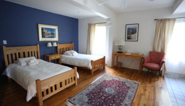Menla Mountain Retreat Bedroom (Double)