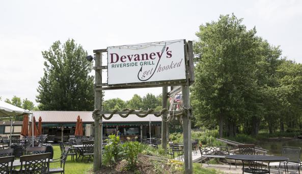 DEVANEY'S RIVERSIDE GRILL