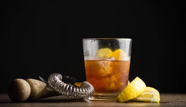 Old Fashioned, Brent Cline