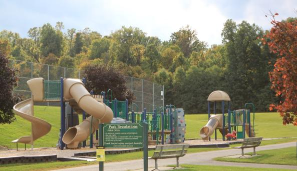 Playground at Dryer Road Park
