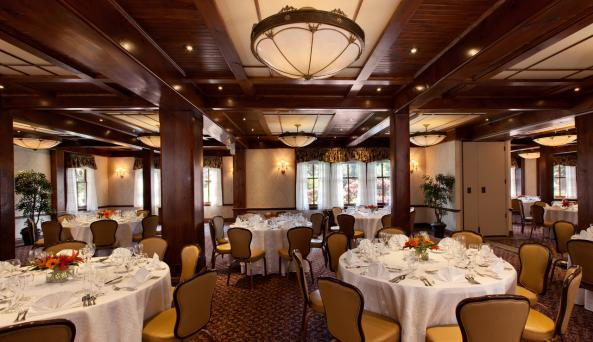 East Dinning Room: Photography by Jim Smith