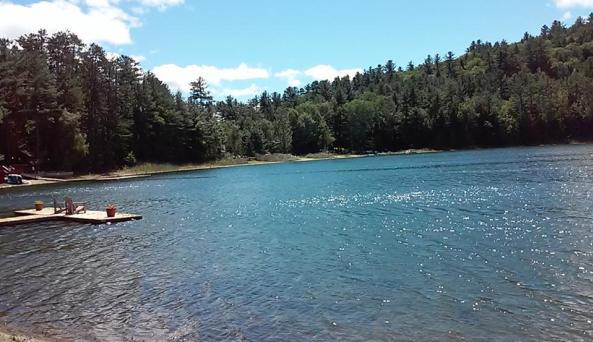 Echo Lake Beach