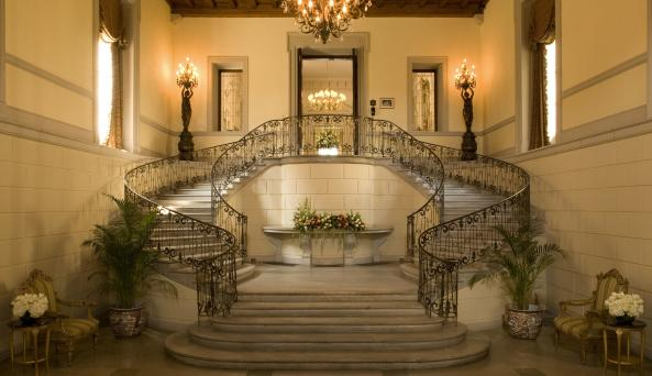 OHEKA CASTLE - Grand Staircase