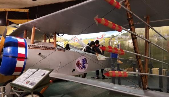 Empire State Aerosciences Museum - Photo by Lynn Chevalier