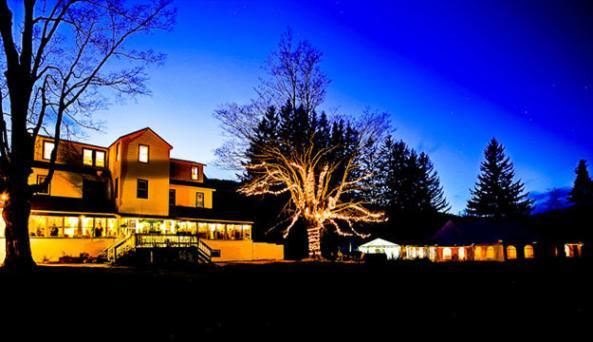 Evening at Full Moon Resort