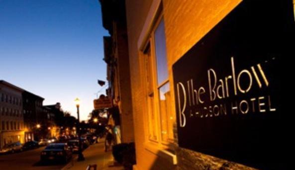 The Barlow Hotel - Streetscape