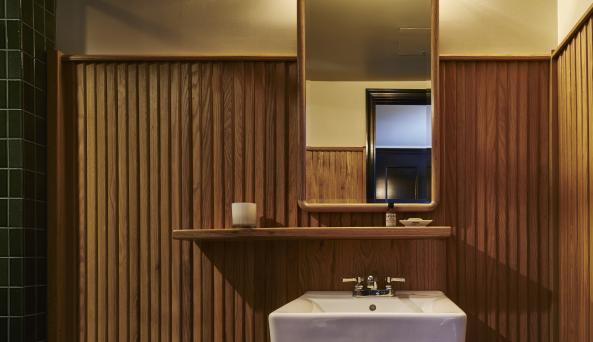Freehand NY - Bathroom