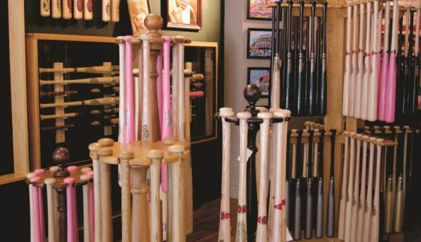 Cooperstown Bat Co Cooperstown NY