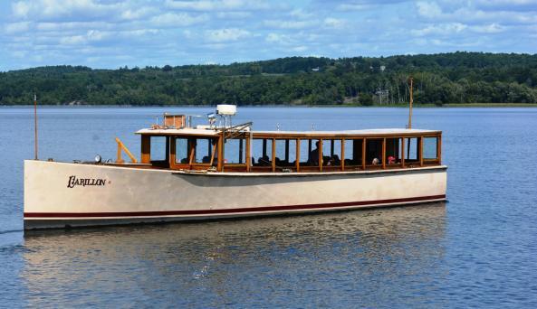 49-passenger Carillon Boat Cruises
