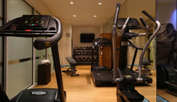 Hotel Hayden Fitness Center